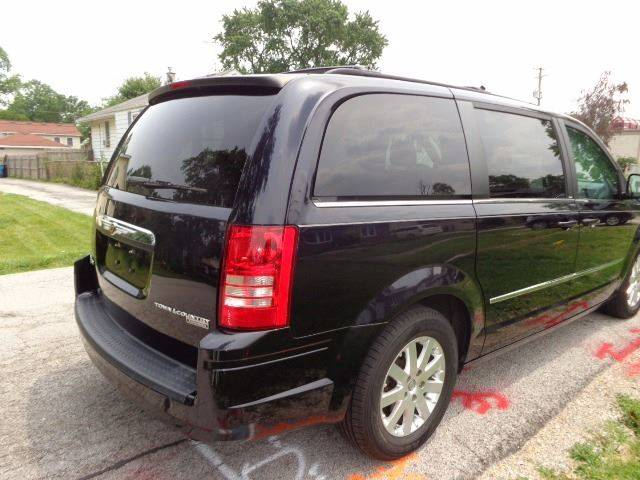 2010 Chrysler Town and Country for sale at Mr.C's AutoMart in Midlothian IL