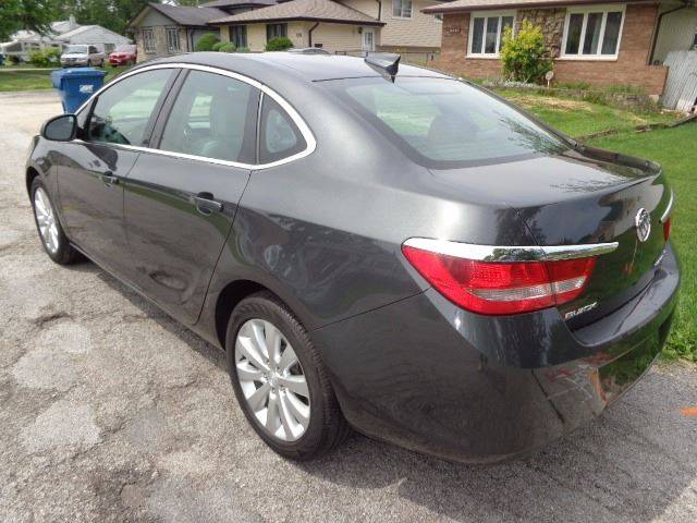 2016 Buick Verano for sale at Mr.C's AutoMart in Midlothian IL