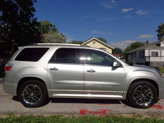 2012 GMC Acadia for sale at Mr.C's AutoMart in Midlothian IL