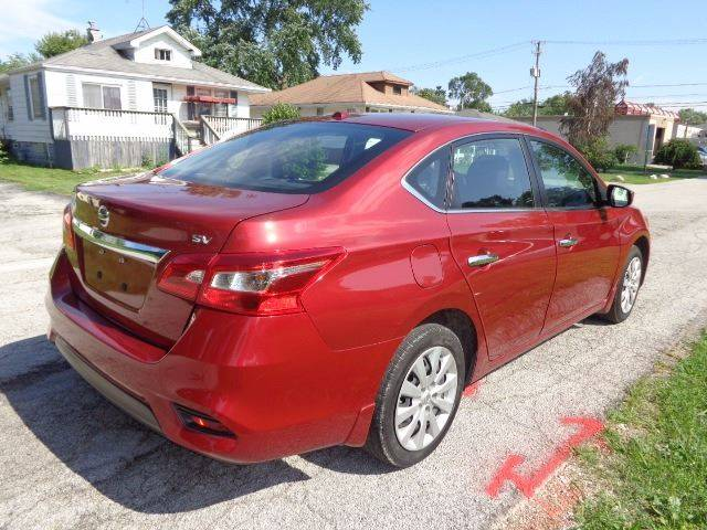 2016 Nissan Sentra for sale at Mr.C's AutoMart in Midlothian IL
