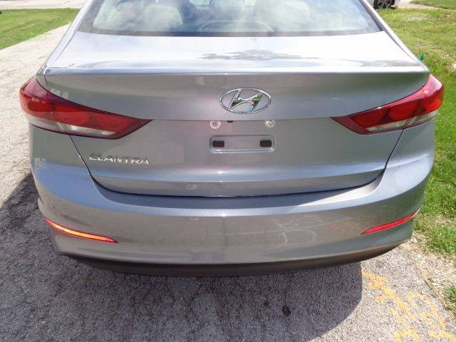 2017 Hyundai Elantra for sale at Mr.C's AutoMart in Midlothian IL