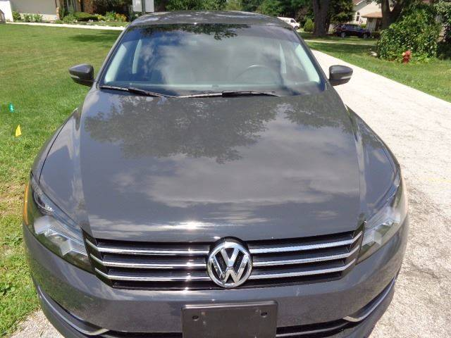 2014 Volkswagen Passat for sale at Mr.C's AutoMart in Midlothian IL