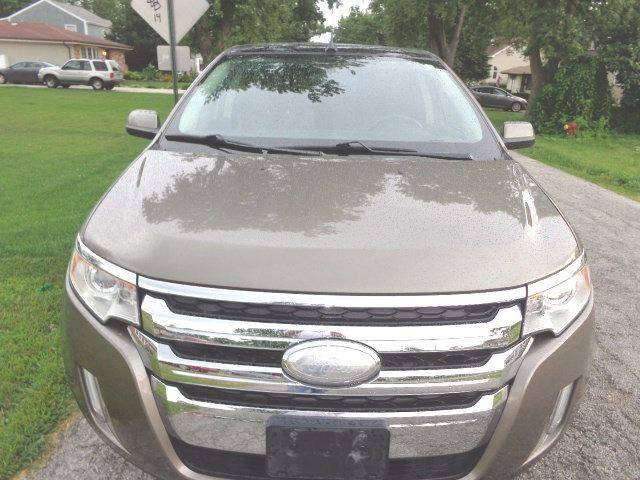 2012 Ford Edge for sale at Mr.C's AutoMart in Midlothian IL