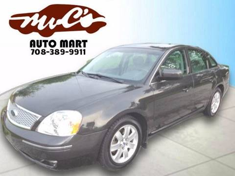 2007 Ford Five Hundred for sale at Mr.C's AutoMart in Midlothian IL