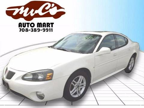 2006 Pontiac Grand Prix for sale in Midlothian, IL