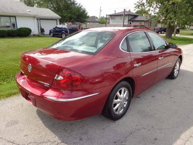 2005 Buick LaCrosse for sale at Mr.C's AutoMart in Midlothian IL