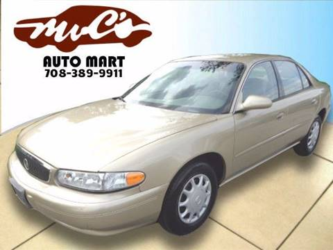 2004 Buick Century for sale at Mr.C's AutoMart in Midlothian IL