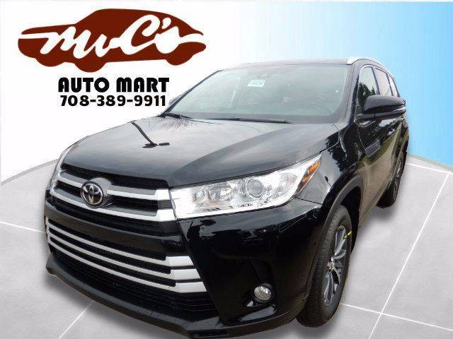 2017 Toyota Highlander for sale at Mr.C's AutoMart in Midlothian IL
