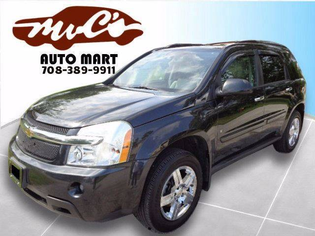 2008 Chevrolet Equinox for sale at Mr.C's AutoMart in Midlothian IL