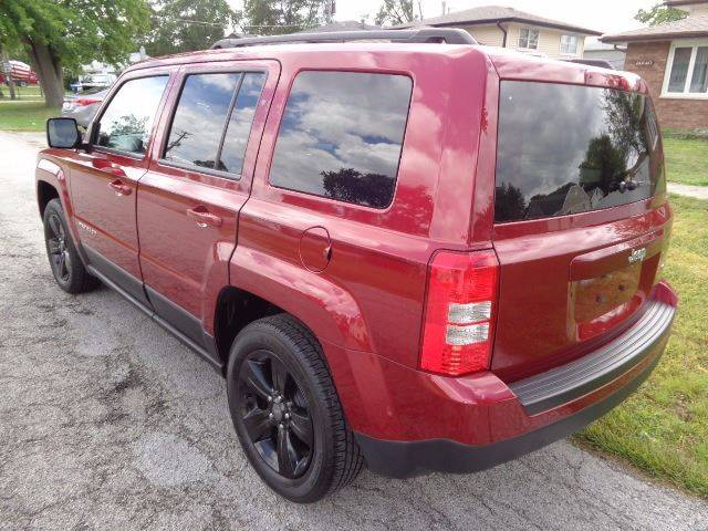 2015 Jeep Patriot for sale at Mr.C's AutoMart in Midlothian IL