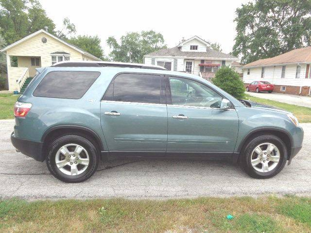 2009 GMC Acadia for sale at Mr.C's AutoMart in Midlothian IL