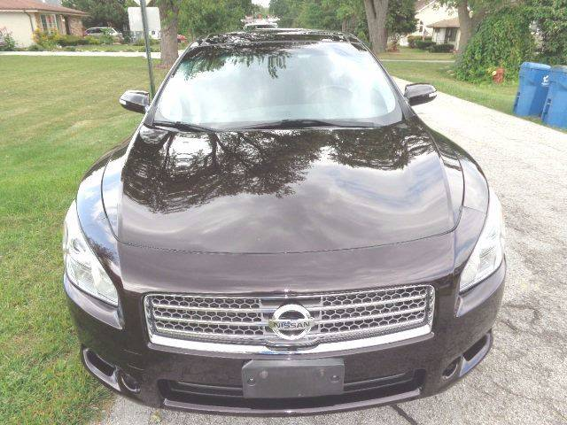 2010 Nissan Maxima for sale at Mr.C's AutoMart in Midlothian IL