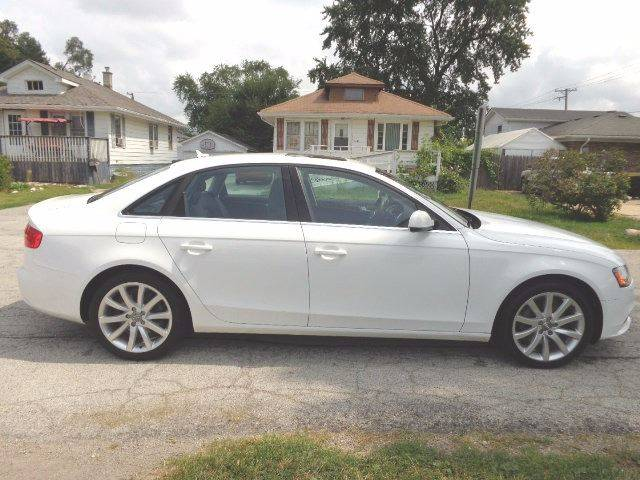 2013 Audi A4 for sale at Mr.C's AutoMart in Midlothian IL