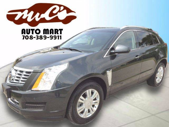 2014 Cadillac SRX for sale at Mr.C's AutoMart in Midlothian IL