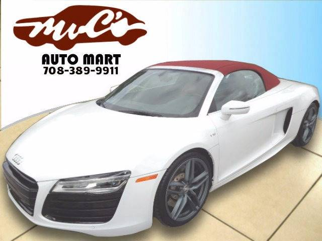 2014 Audi R8 for sale at Mr.C's AutoMart in Midlothian IL