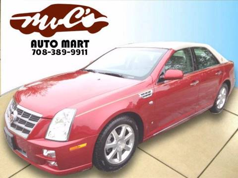 2008 Cadillac STS for sale at Mr.C's AutoMart in Midlothian IL