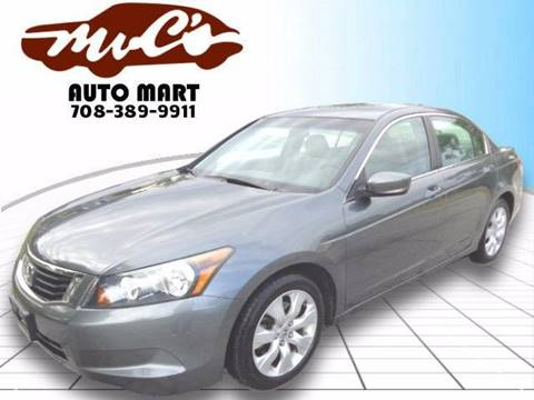 2008 Honda Accord for sale at Mr.C's AutoMart in Midlothian IL
