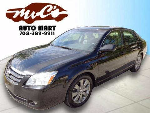 2007 Toyota Avalon for sale at Mr.C's AutoMart in Midlothian IL