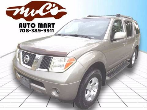 2005 Nissan Pathfinder for sale at Mr.C's AutoMart in Midlothian IL