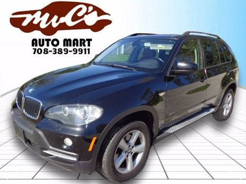 2008 BMW X5 for sale at Mr.C's AutoMart in Midlothian IL