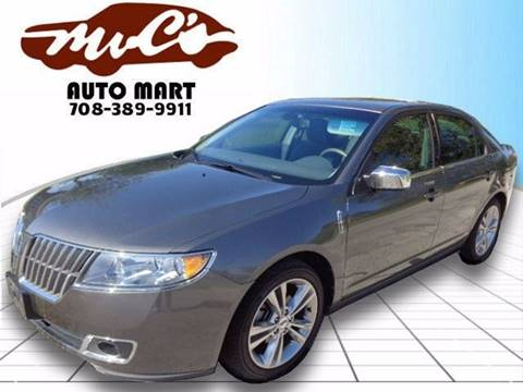 2010 Lincoln MKZ for sale at Mr.C's AutoMart in Midlothian IL