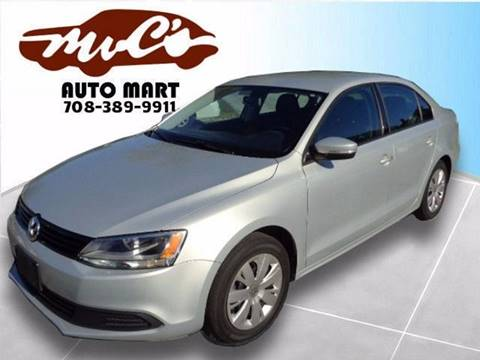 2011 Volkswagen Jetta for sale at Mr.C's AutoMart in Midlothian IL