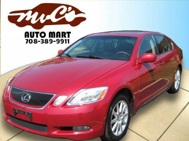 2006 Lexus GS 300 For Sale At Mr.Cu0027s AutoMart In Midlothian IL