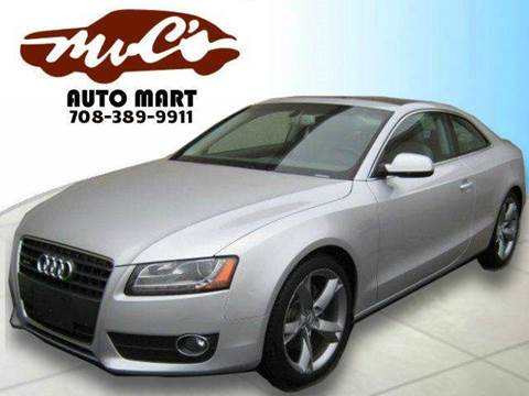 2011 Audi A5 for sale at Mr.C's AutoMart in Midlothian IL