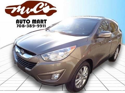 2013 Hyundai Tucson for sale at Mr.C's AutoMart in Midlothian IL