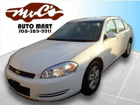 2009 Chevrolet Impala for sale at Mr.C's AutoMart in Midlothian IL