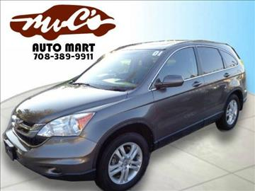 2010 Honda CR-V for sale at Mr.C's AutoMart in Midlothian IL