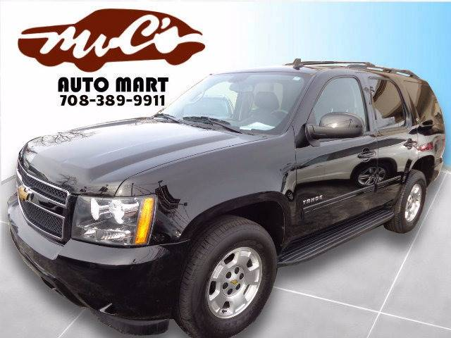 2013 Chevrolet Tahoe for sale at Mr.C's AutoMart in Midlothian IL