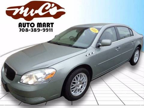 2006 Buick Lucerne for sale at Mr.C's AutoMart in Midlothian IL