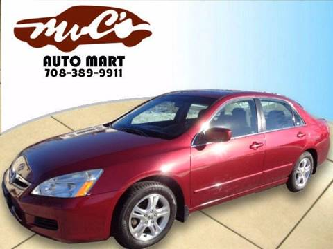 2006 Honda Accord for sale at Mr.C's AutoMart in Midlothian IL