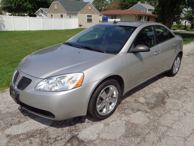 2008 Pontiac G6 for sale at Mr.C's AutoMart in Midlothian IL