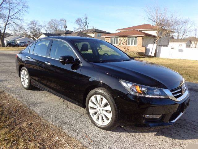 2013 Honda Accord for sale at Mr.C's AutoMart in Midlothian IL