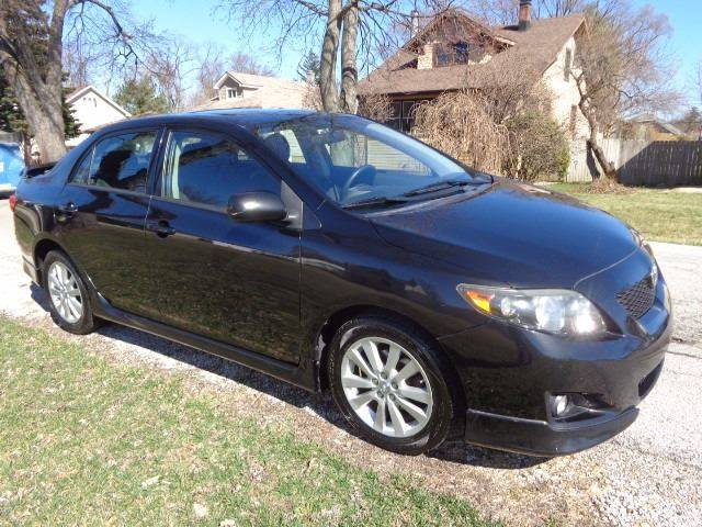 2010 Toyota Corolla for sale at Mr.C's AutoMart in Midlothian IL