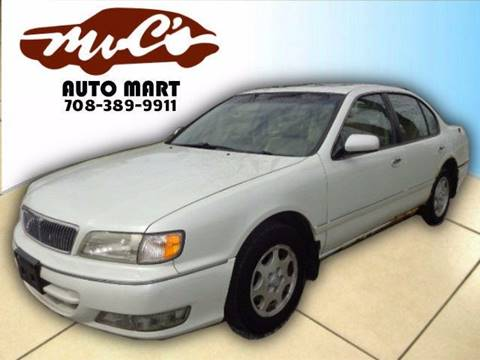 1999 Infiniti I30 for sale at Mr.C's AutoMart in Midlothian IL