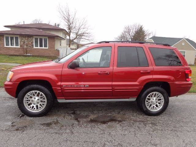 2003 Jeep Grand Cherokee for sale at Mr.C's AutoMart in Midlothian IL