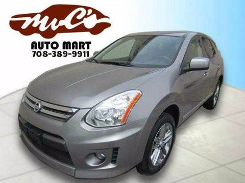 2011 Nissan Rogue for sale at Mr.C's AutoMart in Midlothian IL