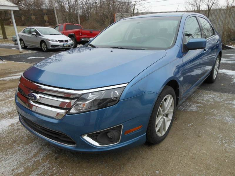 2010 Ford Fusion for sale at ROTH'S AUTO SVC in Wadsworth OH