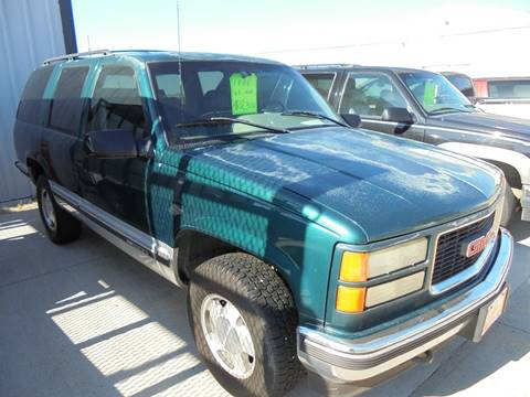 1996 GMC Yukon for sale in Scottsbluff, NE