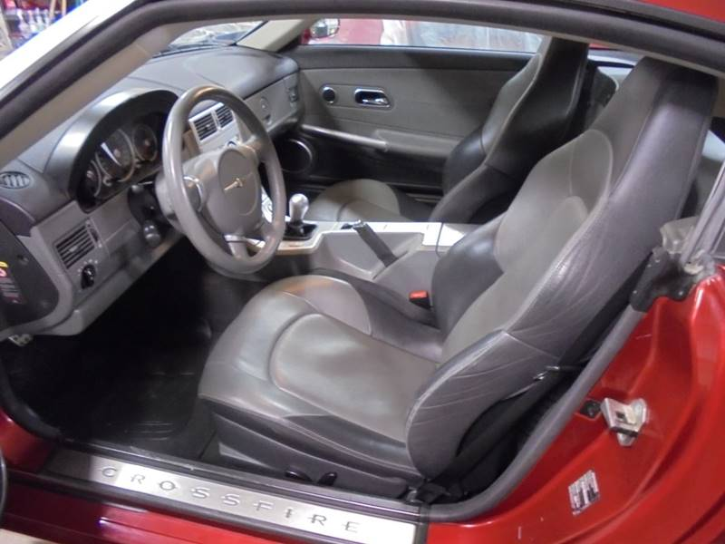 2004 Chrysler Crossfire 2dr Sports Coupe In Scottsbluff NE