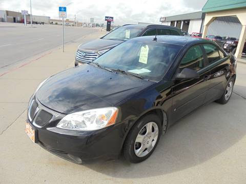2008 Pontiac G6 for sale in Scottsbluff, NE
