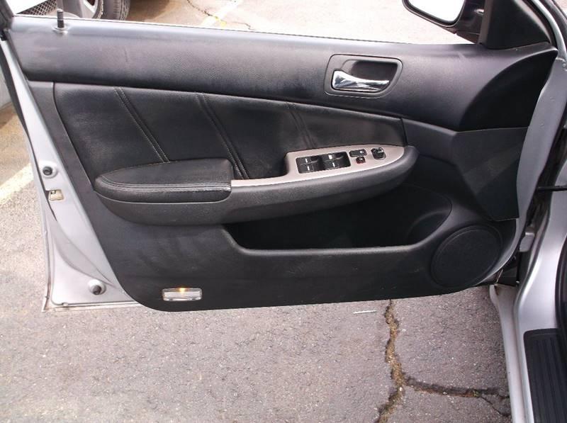 2006 Honda Accord EX V-6 4dr Sedan 5A - Lake Hopatcong NJ