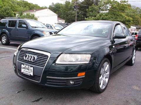 2005 Audi A6 for sale in Lake Hopatcong, NJ