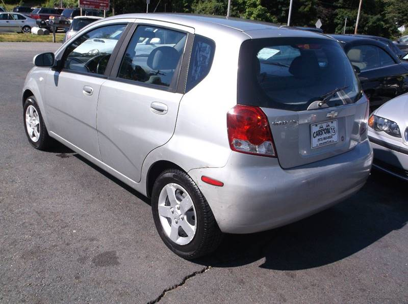 2005 Chevrolet Aveo LS 4dr Hatchback - Lake Hopatcong NJ