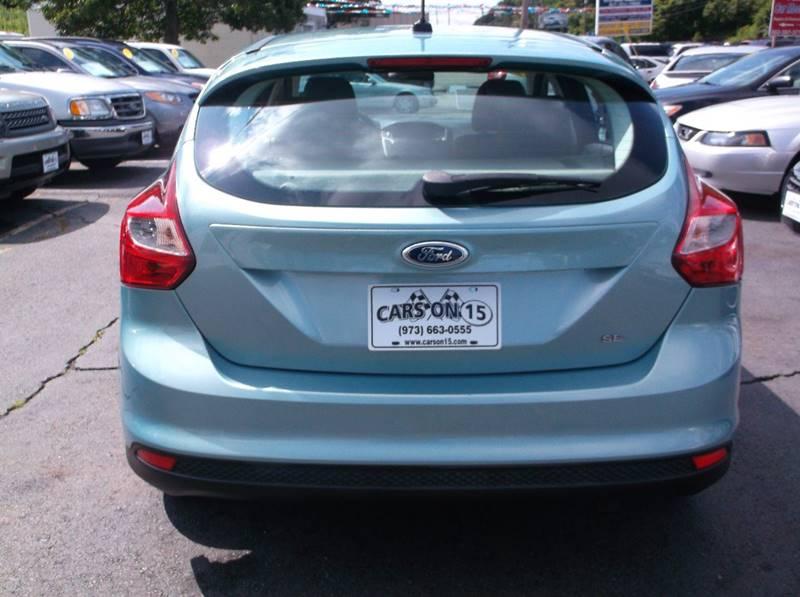 2012 Ford Focus SE 4dr Hatchback - Lake Hopatcong NJ