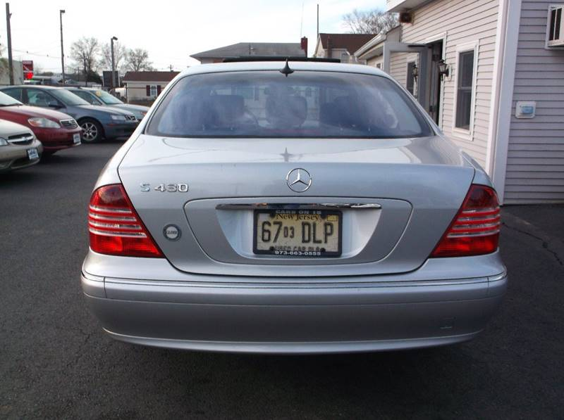 2003 Mercedes-Benz S-Class S 430 4dr Sedan - Lake Hopatcong NJ