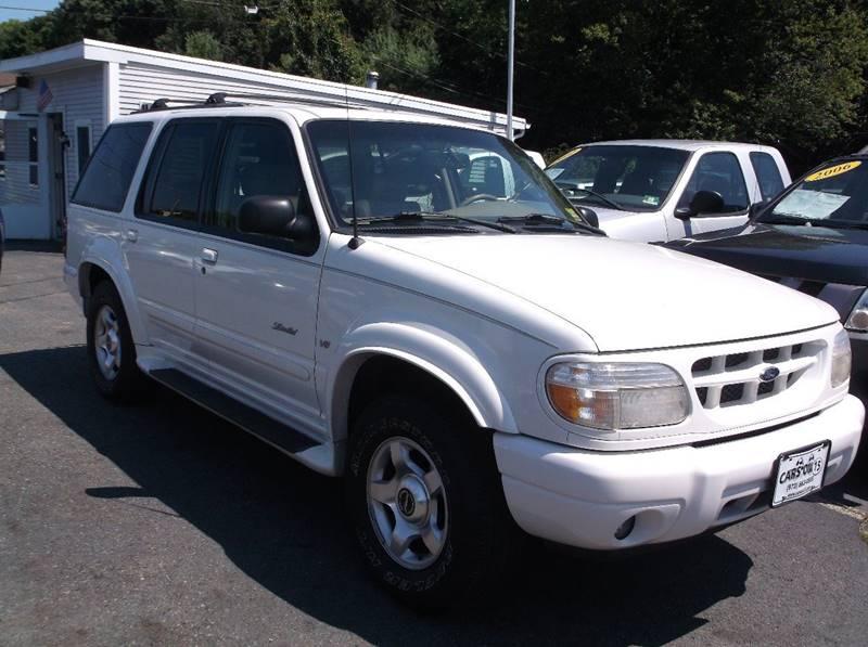 2000 Ford Explorer AWD Limited 4dr SUV - Lake Hopatcong NJ